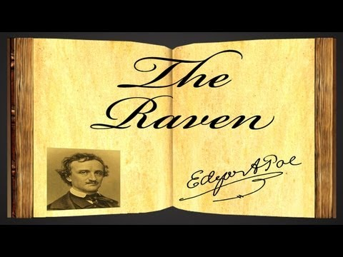 Pearls Of Wisdom - The Raven by Edgar Allan Poe - Poetry Reading