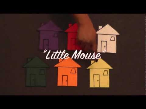 Preschool Activity - Little Mouse Song - Littlestorybug