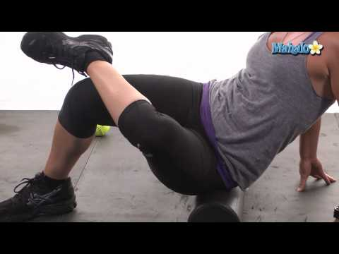 Self Myofascial Release Technique for the Gluteus and Piriformis