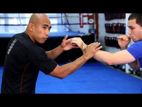 Parry Basics | MMA Fighting Techniques