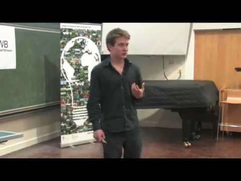 TEDxEWB - Stephen Gerrard - Just Milk: Preventing HIV Transmission in Breastfeeding
