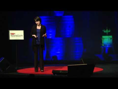 TEDxSonomaCounty - Seré Prince Halverson - The Five Senses of Place