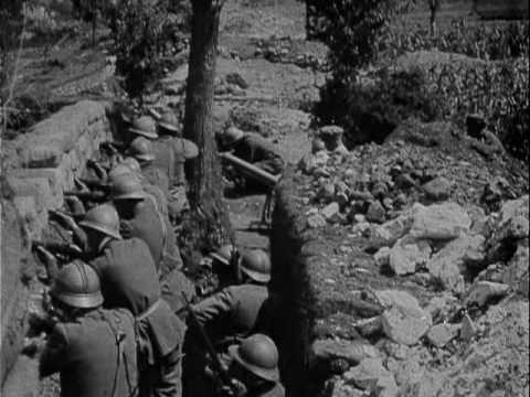 World War I Newsreel Excerpts (188)