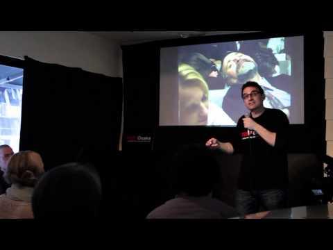 TEDxOsaka - Garr Reynolds - The Naked Presenter
