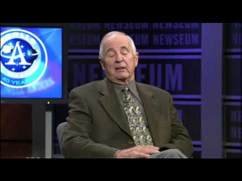 Newseum Commemorates 40th Anniversary of Apollo 8 Mission (Pt. 3)