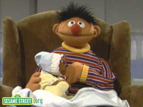 Sesame Street: Ernie's Baby Cousin Ernestine