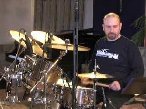 Single Drag Tap - Drum Lessons