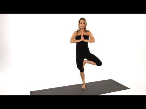 Tree Pose (Vrksasana) | How to Do Yoga