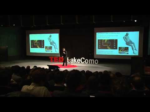 TEDxLakeComo -- Roberto Carraro -  From multimedia to multisensory digital experience