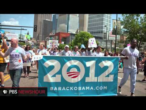 Watch DNC Video About President Obama's Support For Gay Marriage