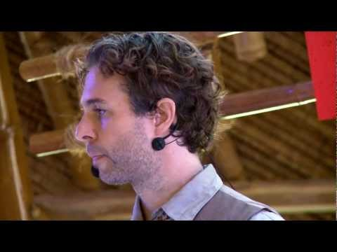 TEDxUbud - Michael McKerlie - Building a manga comic language