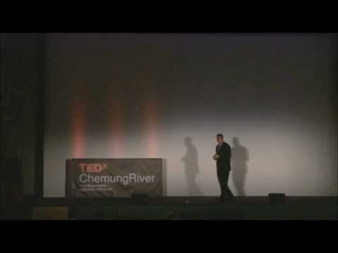 TEDxChemungRiver - Brad Treat - Entrepreneurial Communities