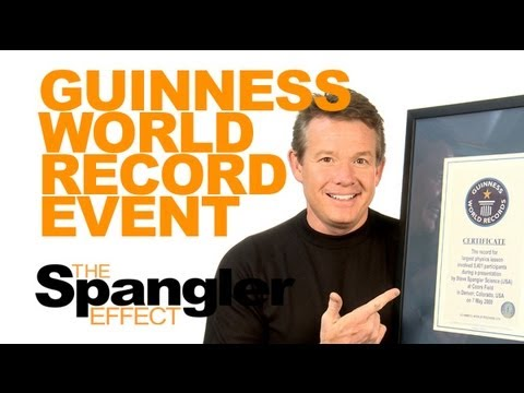 The Spangler Effect - Guinness World Record Event Season 01 Episode 02
