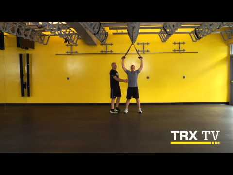 TRX TV October: Shoulder, Leg, Core Combo