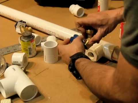PVC PIPE CPVC PIPE How To Make a Thermal Insulated Vacuum Tube