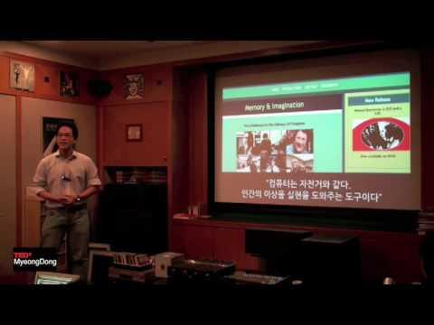 TEDxMyeongDong - Victor Choi - 8/9/09