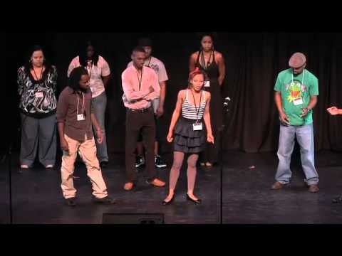 TEDxGreenville - Team Say What & Team Say Word - Poetry Slam