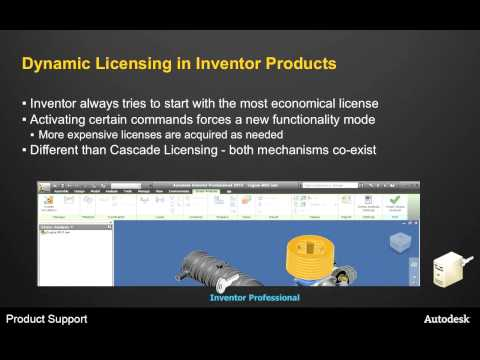 Understanding and Managing Your Autodesk Licenses