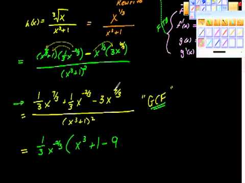 The Quotient Rule Part Two.mp4
