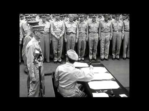News Parade of 1945 Vintage War News Reel Film