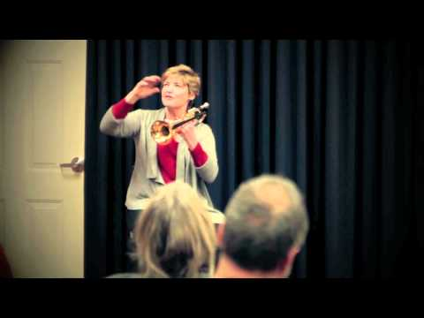 TEDxPhoenixvilleSalon - Barbara Prugh - Performance Part 3