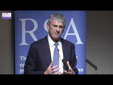 Sir John Rose - Creating a High-Value Economy