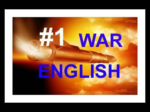 War Movie Words - Learn English Study Lesson