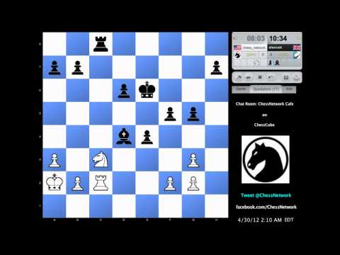 Simultaneous Chess Exhibition w/ Live Commentary #1: 5 Opponents