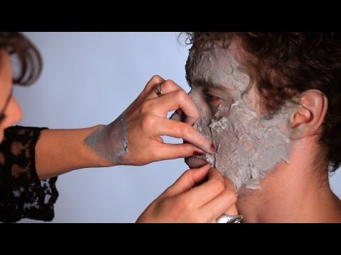 Zombie Makeup Tutorial, Part 4 | Special Effects Makeup Tutorial