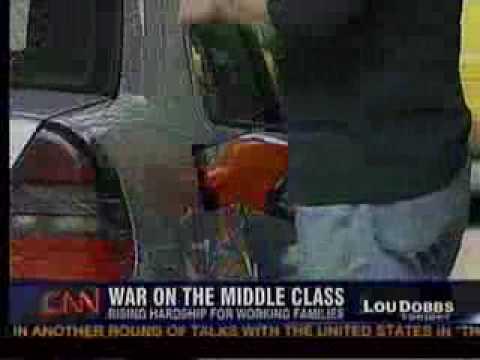 The Grinch Visits The Middle Class - CAP's Weller on CNN