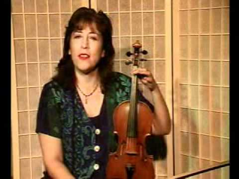 Violin Song Demonstration - Jenny Jenkins - American Play and Party Song