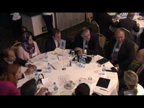 Turkey 2012 - World Economic Brainstorming: Youth Employment Crisis - Time for Action