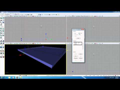 Unreal Development Kit UDK Tutorial - 12 - Geometry Mode