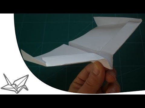 world's best paper plane