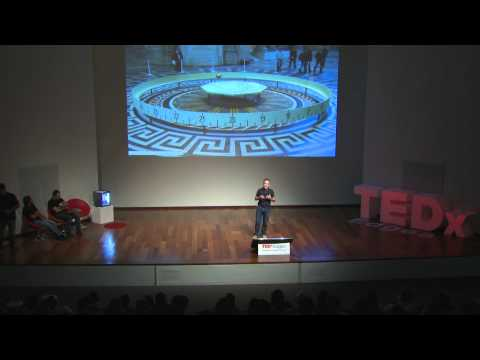 "TEDxEdges 2011 - José Eduardo dos Reis - ""Buddhism, Science and Reality"""