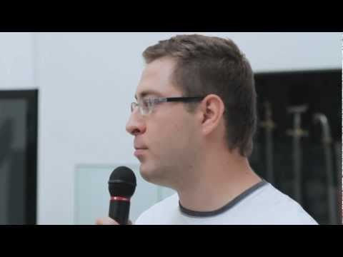 On Openness In Business: Andriy Ushakov at TEDxKharkovLive