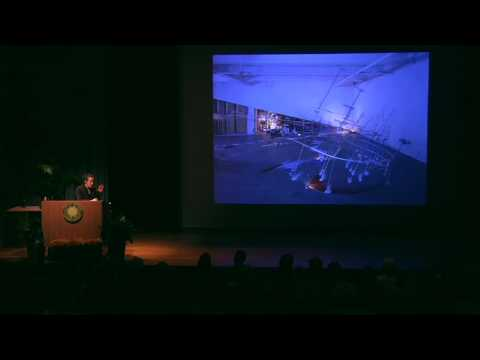 Sarah Sze - Clarice Smith Distinguished Lectures - Smithsonian American Art Museum