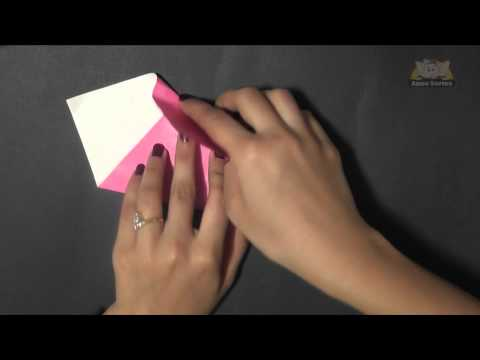 Origami - Learn to make a Party Hat