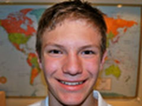 National Geographic Bee 2011 - ME Finalist