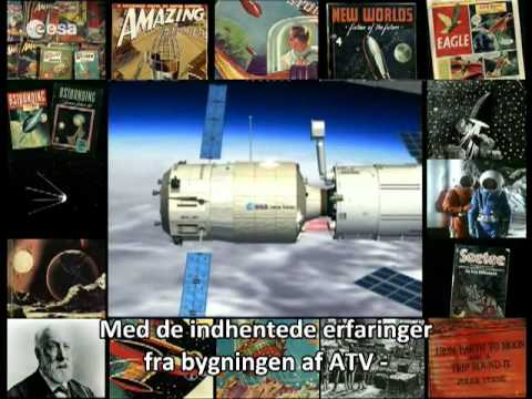 Space in Bytes - Science Fiction Science Fact (Danske)