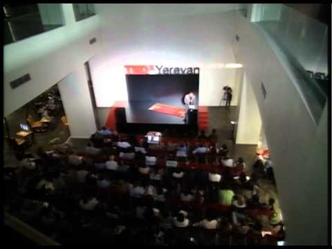 TEDxYerevan - Al Eisaian -  Thinking with your heart!