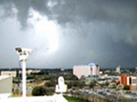 Urban Tornadoes