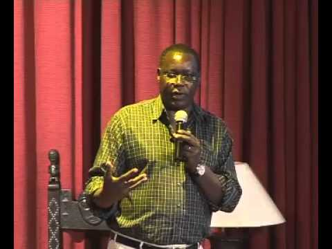 TEDxNairobi - James Nyoro - Kenya's Vision 2030