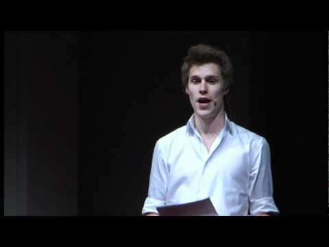 TEDxMelbourne - Adam Jaffrey - We can end street violence