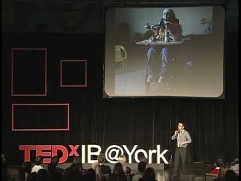 TEDxIB @ York  - Ching Ye - Automating Healthcare in the 21st Century