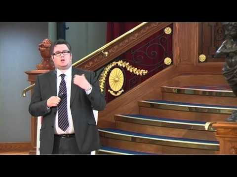 TEDxBelfast -- David Maxwell -- A Solution for Fuel Poverty