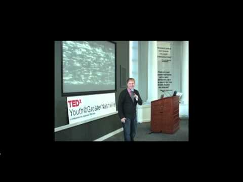 TEDxYouthGreaterNashville- Brad Montague- Love In Stereo