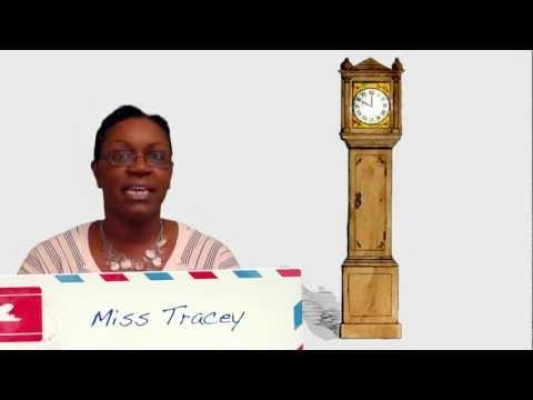 Nursery rhyme - Hickory Dickory Dock - Littlestorybug