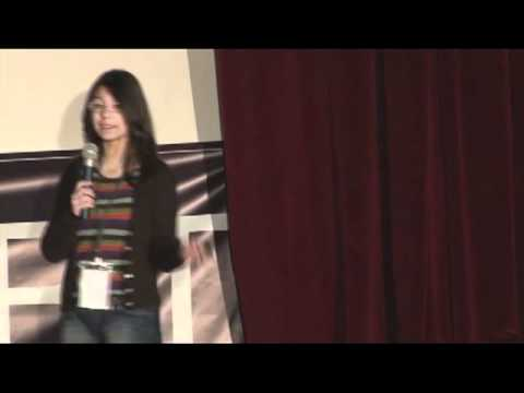 TEDxLPBT - Valeria Staneva - Change is inevitable