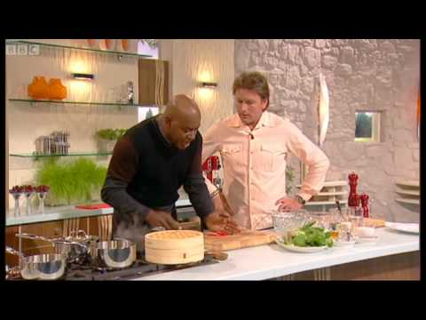 Soy poached chicken part 1 - Saturday Kitchen - BBC